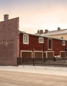 Det som idag är MaserFrakt hade sitt första kontor i ett stall hos Sjöbergs Åkeri i Borlänge.