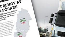Välkommen – storsatsningen på lastbilsförare