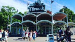 MaserFrakts Familjedag på Furuvik