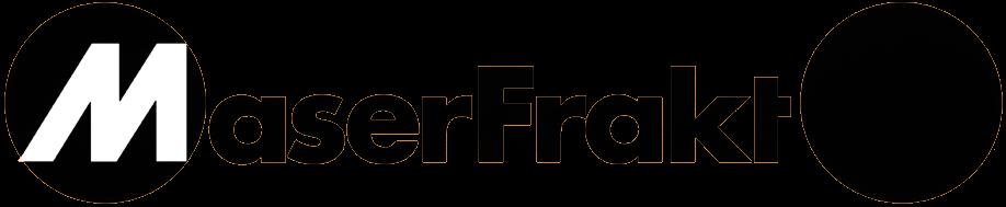 Maserfrakt logotyp